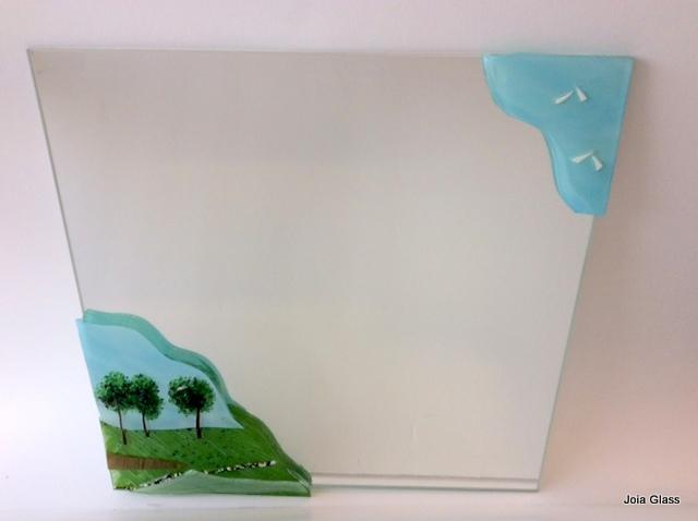 3 Trees Mirror