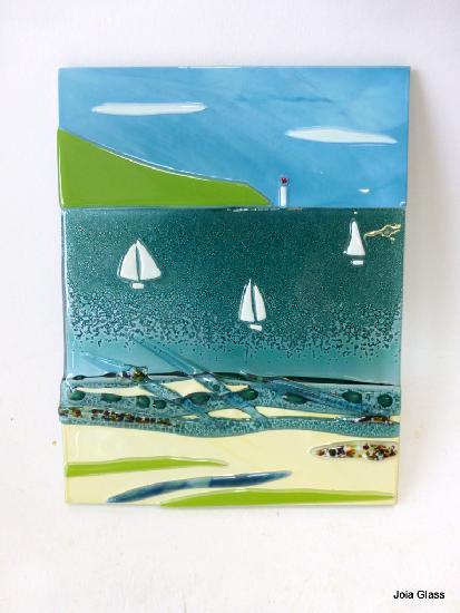 Sea Scene panel