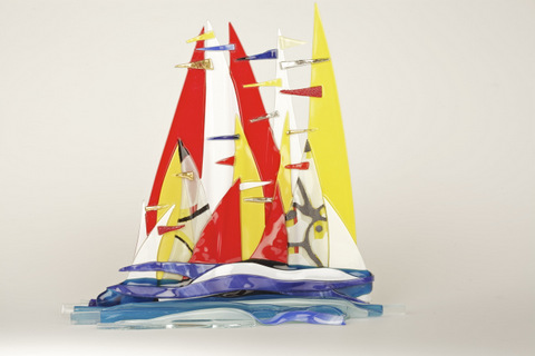 Red/Yellow Sails