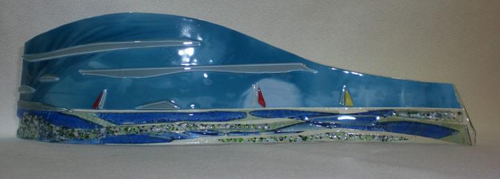 Large Sea Scene