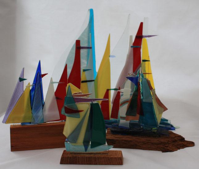 Several Sails